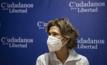 Candidata a la presidencia de Nicaragua, Cristiana Chamorro
