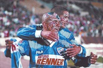 Ruben Sosa Nacional corta sexenio, en 1999.
