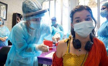 120.000 son los adolescentes que ya se agendaron para recibir la primera dosis de la vacuna anticovid