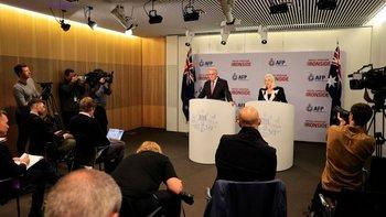 """El primer ministro de Australia, Scott Morrison, dijo que la operación había """"asestado un duro golpe al crimen organizado"""" en todo el mundo"""