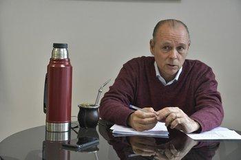 Subsecretario de Vivienda y Ordenamiento Territorial, Tabaré Hackenbruch
