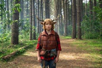 Sweet Tooth: el niño ciervo, es la nueva producción de Netflix que sigue la historia de un niño mitad animal en un mundo postapocalíptico