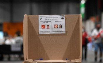 Keiko Fujimori y Pedro Castillo son los dos candidatos a la presidencia peruana