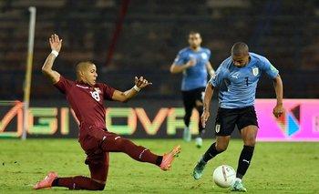 Nicolás De La Cruz, el mejor de Uruguay