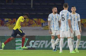 Miguel Ángel Borja, el empate agónico