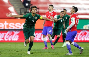 Marcelo Martins Moreno arruinó a Chile al final