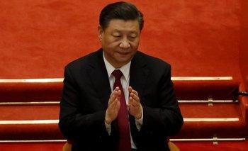 El presidente chino, Xi Jinping, en la Conferencia Consultiva Política del Pueblo Chino.