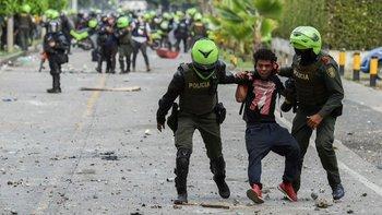 Human Rights Watch denunció el uso excesivo de la fuerza durante las protestas.