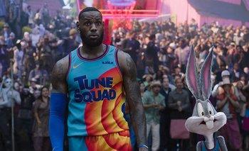 LeBron James protagoniza la secuela de Space Jam, que estrena en julio en cines y en agosto en HBO Max