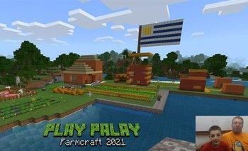 El proyecto uruguayo de Minecraft de Play Palay.