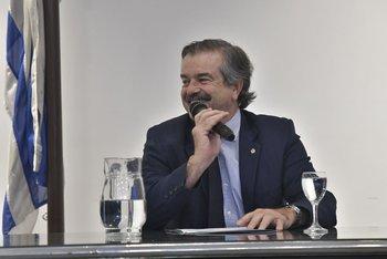 El ex ministro de Ganadería, Carlos María Uriarte