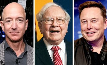 El sitio consigna las declaraciones de impuestos de Jeff Bezos, Warren Buffet y Elon Musk