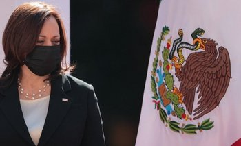 Kamala Harris realizó en Guatemala y México su primer viaje al extranjero como vicepresidenta de EE.UU