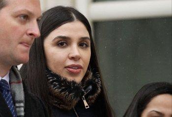 Emma Coronel, de 31 años, puede reducir su eventual condena al declarar la culpabilidad