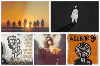 No Te Va Gustar, Toto Yulelé, Andrés Calamaro, Natalia Lafourcade y Agente 86, los artistas con novedades discográficas