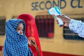 Contra todo pronóstico, Bombay resiste ante el coronavirus