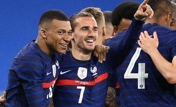 Con Mbappé y Griezmann, Francia se perfila como la gran candidata según los expertos