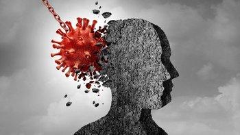 """""""Al parecer, que la covid-19 afecte la salud mental y el cerebro es la norma, más que la excepción"""""""