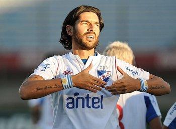 El gesto de Abreu hacia la tribuna tricolor