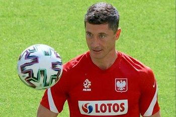 El polaco que defiende a Alemania, Robert Lewandowski