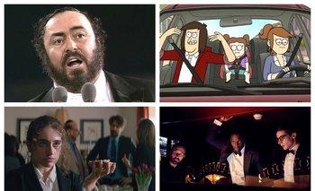 La vida de Pavarotti, enredos familiares, una comedia y el regreso de Lupin, los recomendados de esta semana