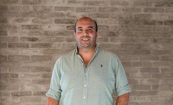 Germán Sapelli, responsable del Departamento de Equinos de Zambrano & Cía.