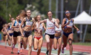 Deborah Rodríguez compitió en gran nivel en Ginebra