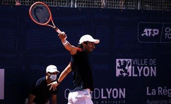 Pablo Cuevas ganó el Challenger de Lyon