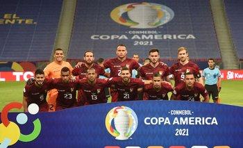 Venezuela quiere ganar su primer encuentro en esta Copa América