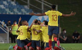 Colombia busca una nueva victoria enfrentando de visita a Paraguay
