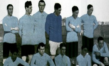 Este fue el 11 inicial del equipo en la Copa