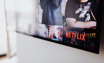 La película está disponible en Netflix