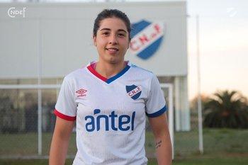 Yamila Badell se suma a Nacional