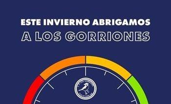 Campaña del abrigo de Sevel Uruguay