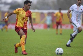 Santiago Ramírez lanzado al ataque