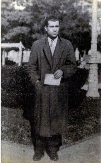 El poeta Víctor Lima