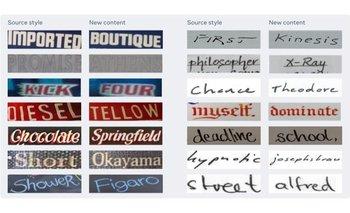 Nueva IA que permite igualar la caligrafía de una persona