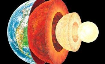 La Tierra está formada por varias capas, como una cebolla