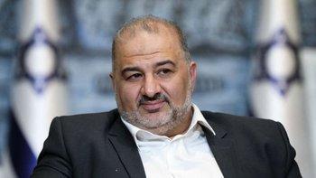 Mansour Abbas, líder del partido Ra