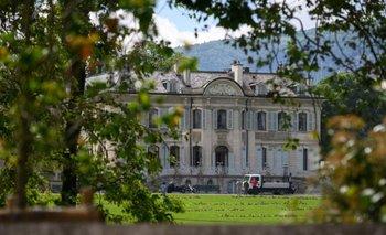 La Villa La Grange está situada en pleno corazón de Ginebra