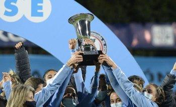 Uruguay se quedó con la copa BSE