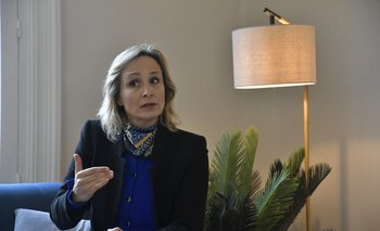 En entrevista con El Observador, Raffo cuestionó las definiciones presupuestales de la intendenta Cosse