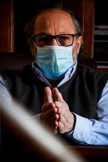 Olesker encabezará la interpelación a dos ministros por la pandemia.