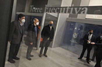El 16 de junio el GACH dejó de asesorar de forma permanente al gobierno