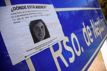 La mujer fue encontrada en Córdoba (Argentina) tras varios días de búsqueda