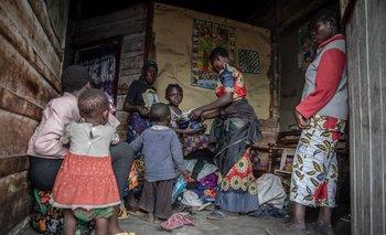 África se encuentra transitando la tercera ola de la pandemia