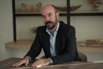Juan Manuel Gasparri, gerente de Banca Persona de Banco Santander.