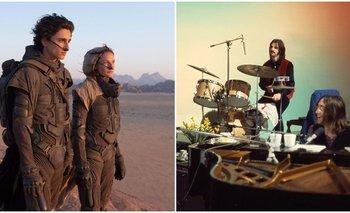 Dune y Get Back, dos de los grandes estrenos del 2021
