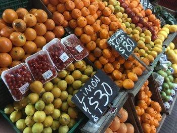 Son habituales las ofertas en frutos cítricos.