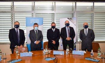 Presentación programa LATU Uruguay.